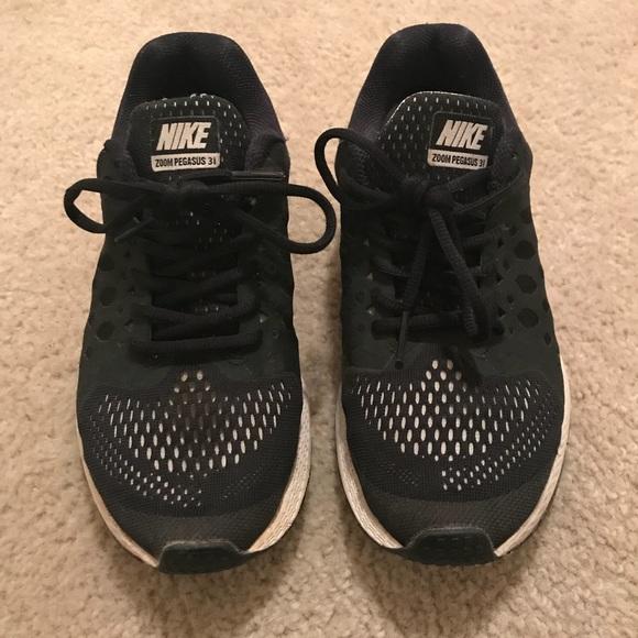 Nike Zoom Pegasus 31 Black